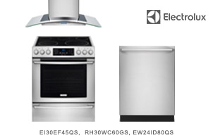 Electrolux 3-Piece Kitchen Package