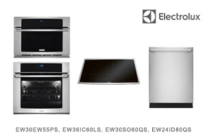 Electrolux 4-Piece Kitchen Package