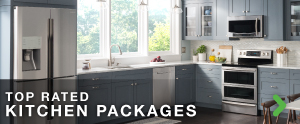Top Rated Kitchen Home Appliances Packages Deals